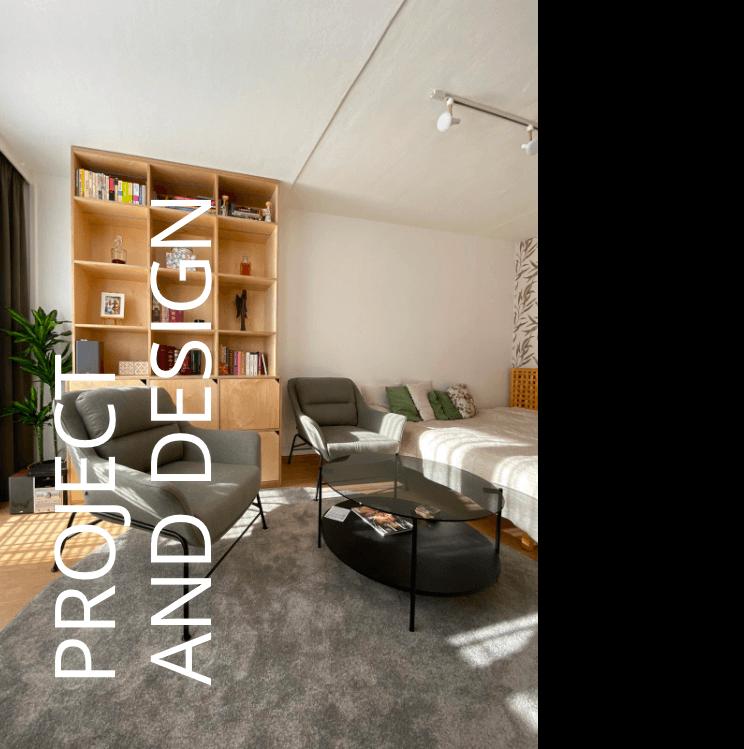 Bytový design od Bauer Management